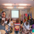 EVS Info session - Testimonial of a Maltese young person who has just arrived from her EVS in Spain